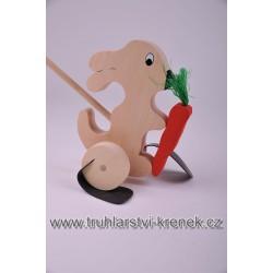 Plácačka zajíc