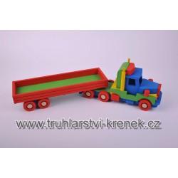 Kamion barevný